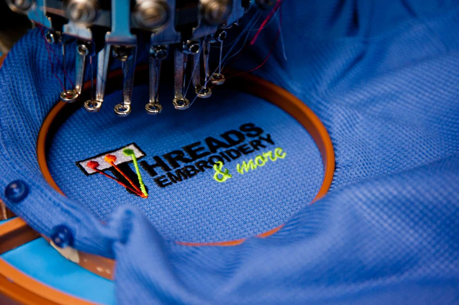 4 Ways In Which The Whole Scenario Of Embroidered Logo Making World Got Changed
