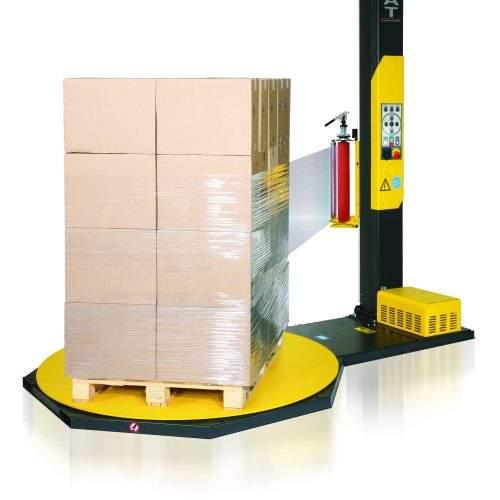 Equipment For Packaging Goods