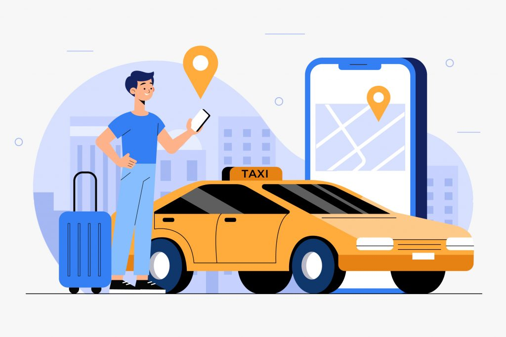 Develop an App Like Uber