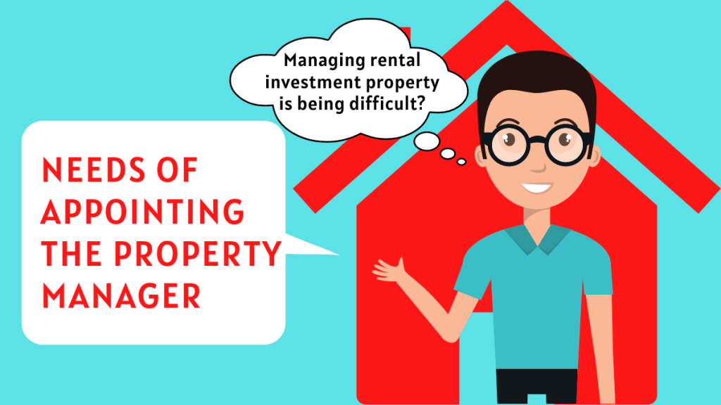 Appointing Property Manager