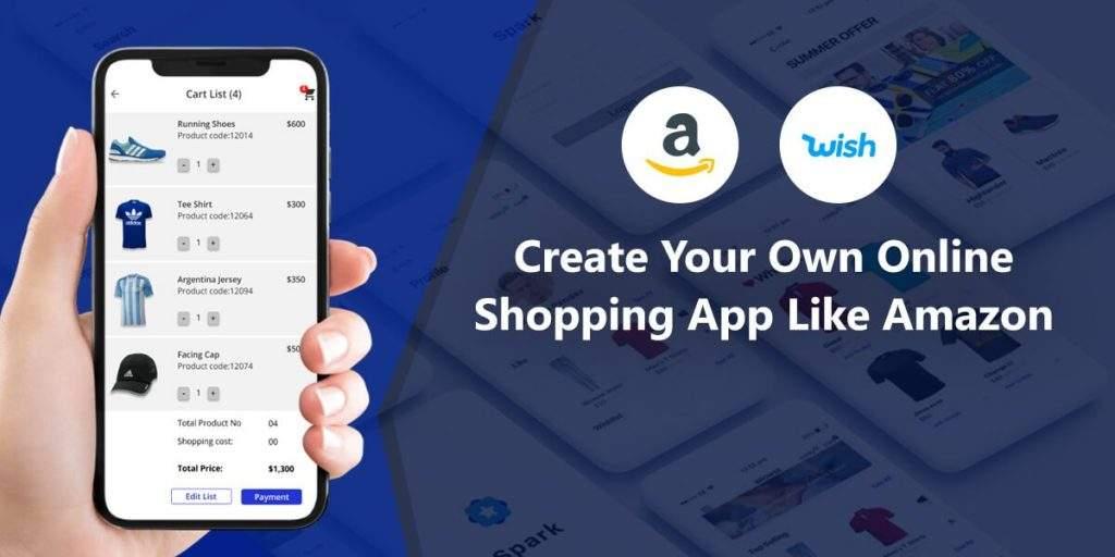 Develop An App Like Amazon
