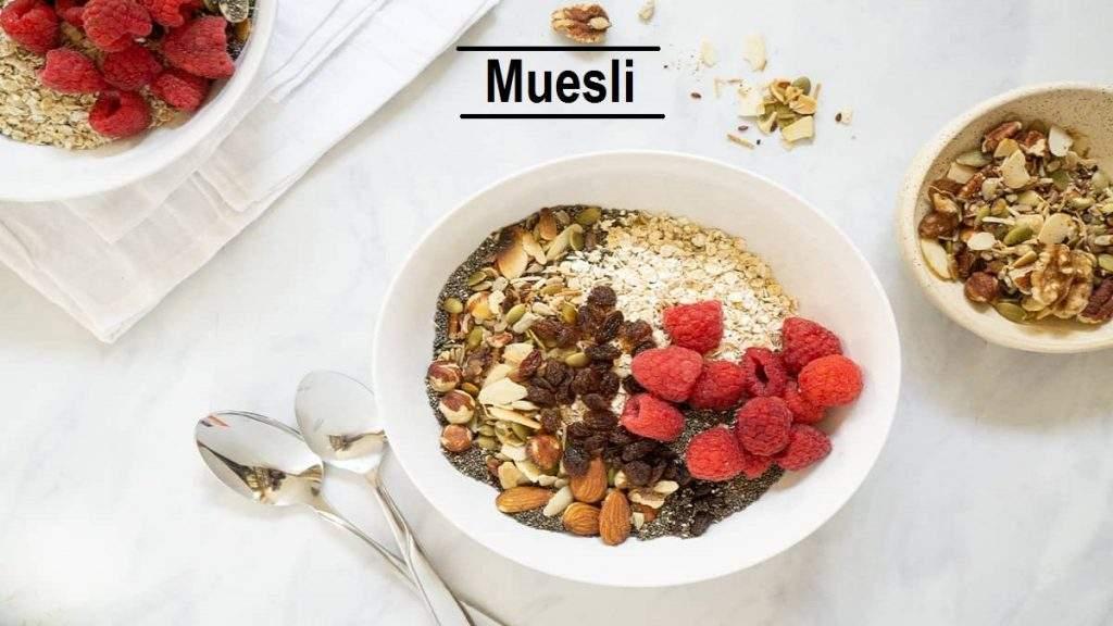 Muesli Snacks For Kids
