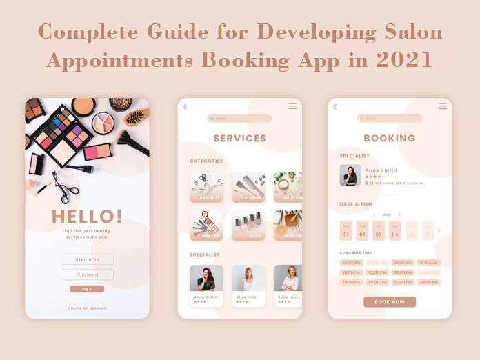 Salon Appointments Booking App