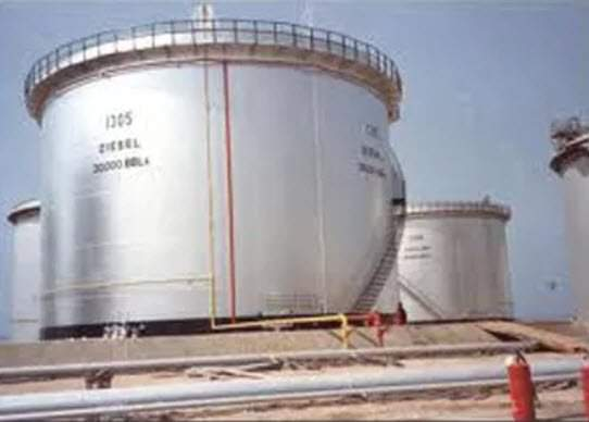 tank inspection