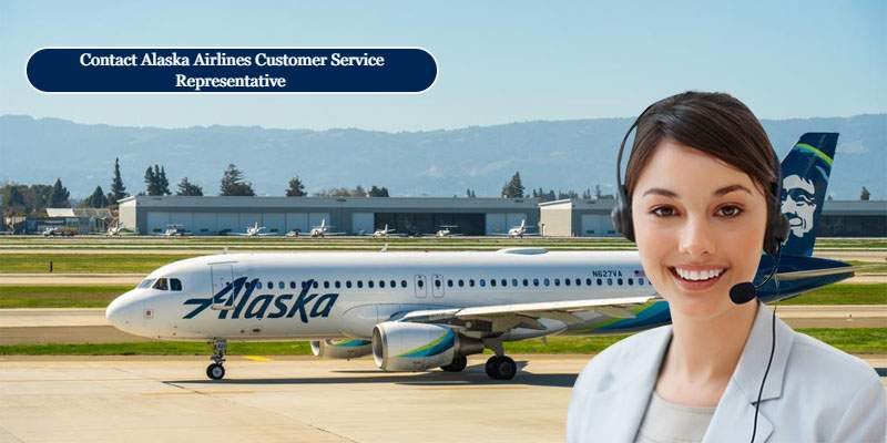Contact Alaska Airlines Customer Service Representative