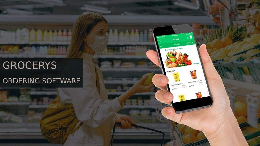 Grocery Ordering Software