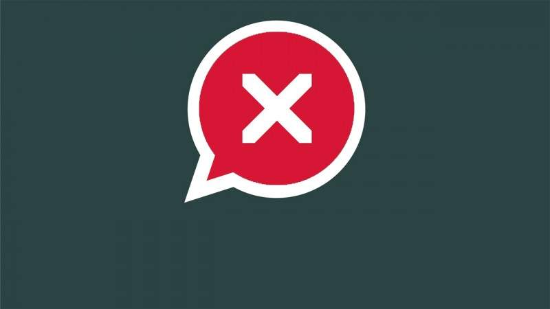 whatsapp problem