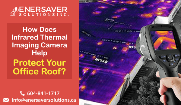 How Does Infrared Thermal Imaging Camera Help Protect Your Office Roof?