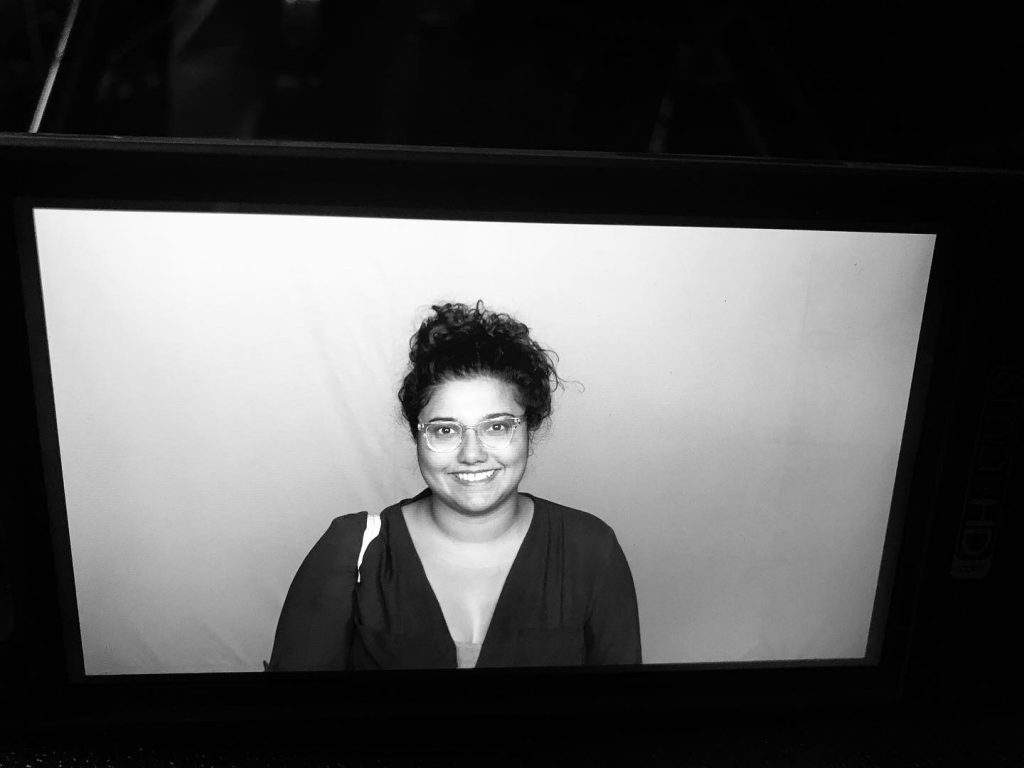 Producer Divya D'souza