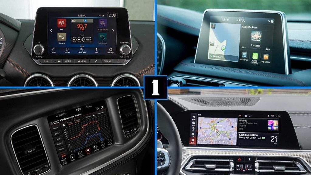 Car Infotainment Systems