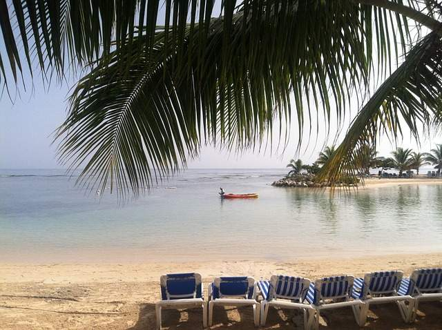 Caribbean Beach Getaway