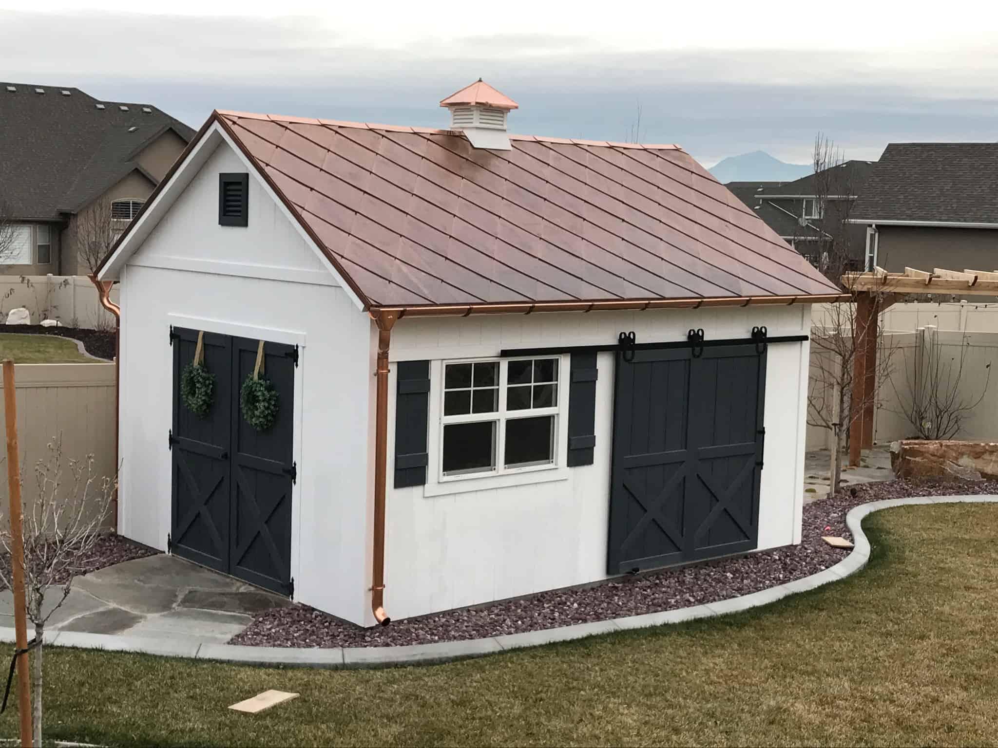 How To Convert A Metal Building Into A Custom Home 
