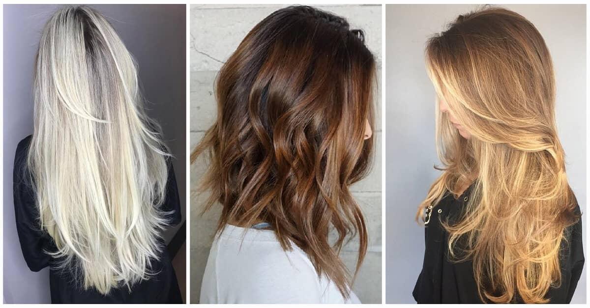 Wear Layered Hair