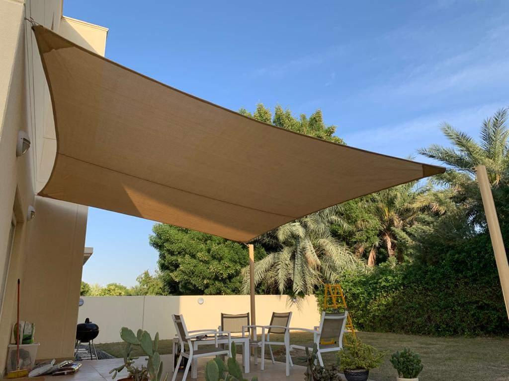 Purpose of Sunshade