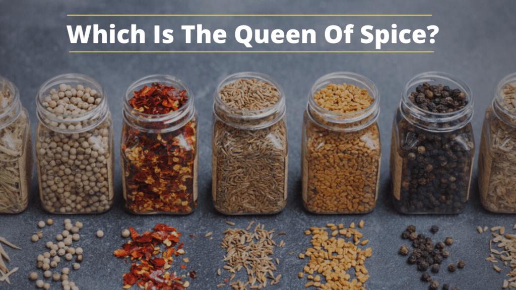 Queen of Spice